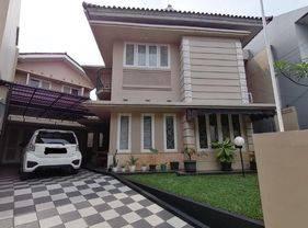 Rumah Cantik @Maleo Residence Bintaro (WND)