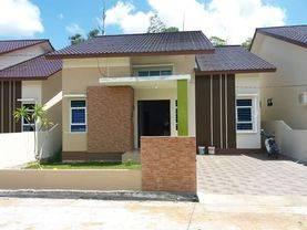 Rumah Baru Lebar Jl 7 mtr