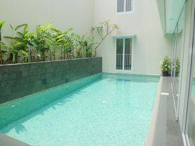 House for lease at senopati nice and modern house