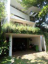 Compound for RENT SEWA LEASE nice and modern house with environmentally friendly at Jati Padang 08176881555