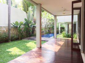 Brand new House for Rent Sewa lease at Cilandak nice and modern house Jakarta Selatan 08176881555