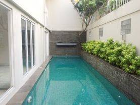 House for RENT LEASE SEWA at KUNINGAN nice and modern house JAKARTA SELATAN 08176881555