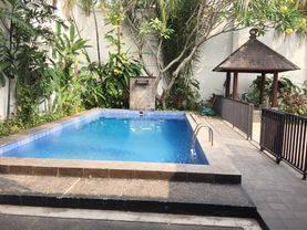 House for rent sewa lease nice and modern house at Bangka near to Kemang 08176881555