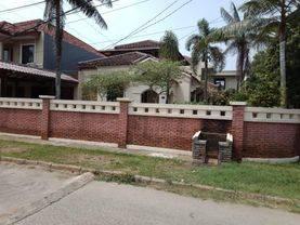 Rumah dekat akses Tol Krukut di Cinere