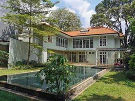 Rumah di Jl Darmawangsa, Jaksel Lokasi Strategis, Jarang ada