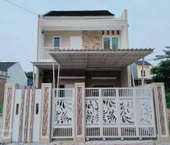 Rumah murah beli 1 lantai promo dapet 2 lantai lokasi strategis dekat pintu tol cibubur/tol jatikarya citra grand