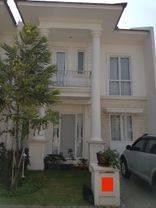 Rumah Classic Full Furnished Siap Huni Kawasan BSD City (HARGA NEGOTIABLE)