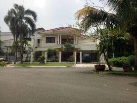 Rumah Asri area elit Kencana Permai Pondok Indah, jakarta Selatan