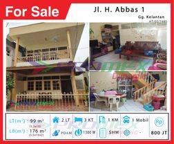 Jl.H.ABBAS 1 Gg.Kelantan