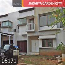 Rumah Cluster Casia, Jakarta Garden City, Cakung, Jakarta Timur