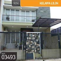Rumah Kelapa Lilin, Kelapa Gading, Jakarta Utara