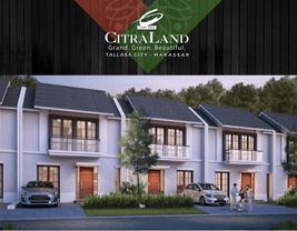 rumah CitraLand type 60/90 tallasa city tamalanrea kota makassar
