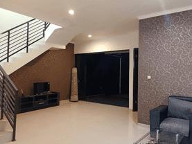 Rumah turun harga fully furnished siap huni Akses mudah di jasmine residence bintaro tangerang selatan