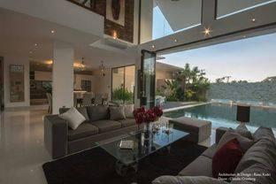 Modern Villa di jln Pantai Nyanyi - Tabanan , view sawah ,Lingkungan Villa
