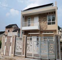 Rumah Murah cantik minimalis asri deket pintu Tol Cibubur