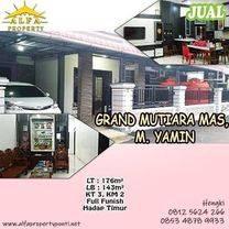 Rumah Grand Mutiara Mas, Pontianak, Kalimantan Barat