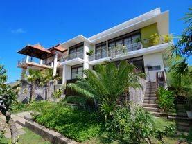 V898 - Villa 3 Kamar dengan Pemandangan Laut
