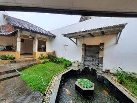 Rumah Klasik di Komplek MPR, Cilandak, Jakarta Selatan ~ Semi Furnish