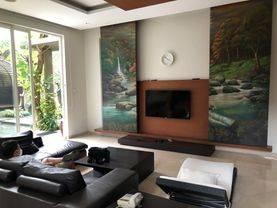 Rumah Furnished Mewah Modern Kawasan Taman Golf Karawaci (LOKASI STRATEGIS)
