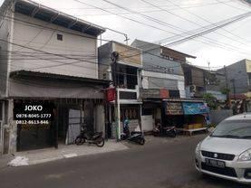 Rumah Kost Baru 25 Kamar Lokasi Istimewa di Kemanggisan, Palmerah, Jakarta Barat