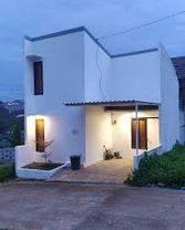 Rumah minimalis modern lokasi pondok cabe nempel Jaksel type mezzaninne dan 2 lt