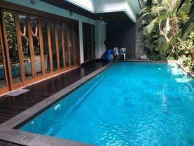 Rumah cantik, nyaman dan aman di Kebayoran Baru, Jakarta Selatan, cocok untuk keluarga anda