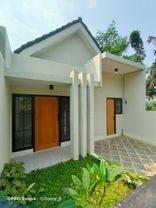 Rumah minimalis 1,5 lantai di Graha raya, Harga ekonomis