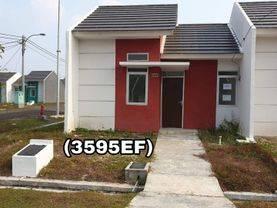 (3595EF) Rumah Citra Maja Raya Lepas Cepat Harga Modal Saja Murah
