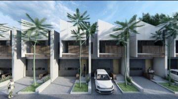 Rumah 2 lt design milenial di pondok aren