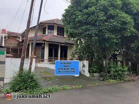 Rumah besar hitung tanah di kemanggisan(k37)