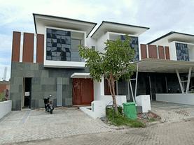 NEW Rumah Royal Residence Canal Park Hampton Wiyung Surabaya Siap Huni