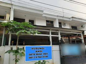 Jakarta Barat Rumah murah di lokasi strategis taman ratu(tr09)