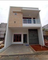 Rumah 2lt minimalis lokasi strategis dan bebas banjir deket stasiun Sudimara harga masih promo