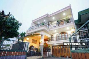 Rumah Permata Buana Luas 250 - 3 Lantai - SHM - Bangunan Kokoh