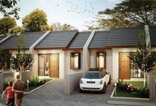 Komplek perumahan yang ditujukan untuk kaum millenial dengan harga mulai dari 500 jt-an DP 0% dekat wisata Dusun Bambu