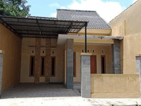 Rumah LUAS Minimalis di Lingkungan yang Berkembang Utara Jogja bay Wedomartani Ngemplak
