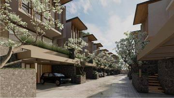 BRAND NEW - TOWNHOUSE KEMANG, Jakarta Selatan