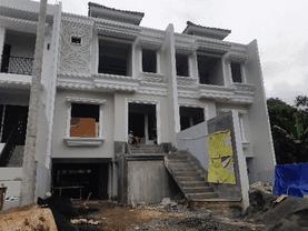 Rumah mewah lokasi Bebas banjir Dekat Jatipadang