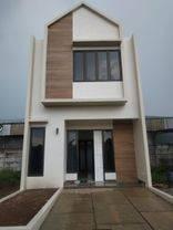 Rumah Pamulang 2 Lantai Modern Dekat 2 Akses Tol BSD Tangsel
