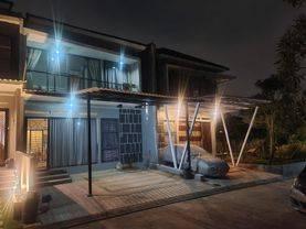 Rumah Minimalis Golden Park 2 BSD Siap Huni
