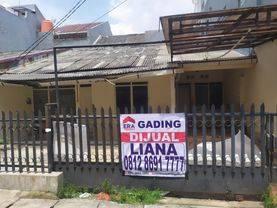 CEPAT !! TURUN HARGA !! Rumah Standart Jalan 1 Mobil di BCS Kelapa Gading , Harga OKEE