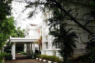 Rumah Klasik Kemang Luas 1hektar Murah Hitung Tanah 23juta/m Elite Siap Huni
