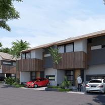 Rumah Modern Tropis Minimalis, Lokasi sangat strategis di Tangerang Selatan