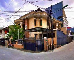 Rumah Model Classic Murah Di Tomang Jakarta Barat