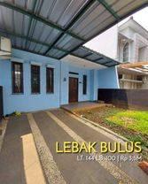 Rumah 1 Lantai, Dalam Komplek di Lebak Bulus, Jakarta Selatan