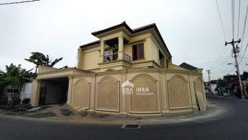 Rumah Mewah Tengah Kota Jogja