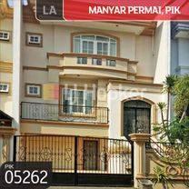 Rumah Manyar Permai, PIK, Jakarta Utara