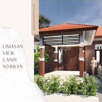 RUMAH LIMASAN MODERN MURAH DEKAT CANDI PRAMBANAN