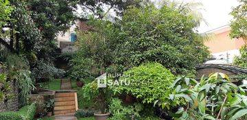 Rumah Asri Tanah Luas Pinggir Jalan Raya Dekat Pintu Tol Andara - RSA032001
