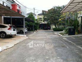 Rumah Cluster Tanah Besar Harga NJOP dekat RS Fatmawati dan Pasar Pondok Labu - RSA031827